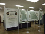 Lewis & Clark Map Display